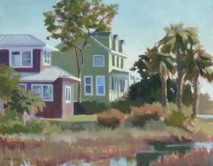 Afternoon on the  Intercoastal - SOLD