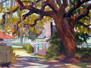 Rockville Morning Light - SOLD