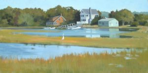Towds Point Refelctions - SOLD